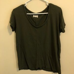 Lou & Grey Olive Tee